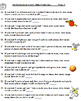 Multiplication Facts Variety Pack (10 Worksheets)