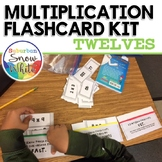 Multiplication Flashcard Kit: 0 - 12
