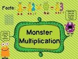 Multiplication Fluency- Master Multiplication Facts 0-12 w