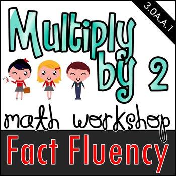 Multiply by 2 - Math Workshop Kit