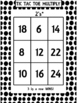 Multiplication Facts Tic Tac Toe Games for Basic and Advan