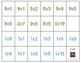 Multiplication Grid Game