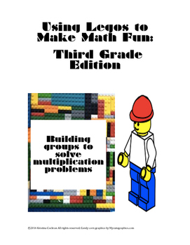 Multiplication Grouping with Lego Blocks