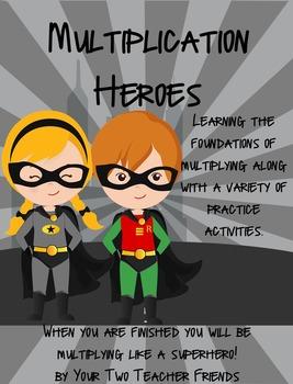 Multiplication Heroes
