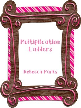 Multiplication Ladders