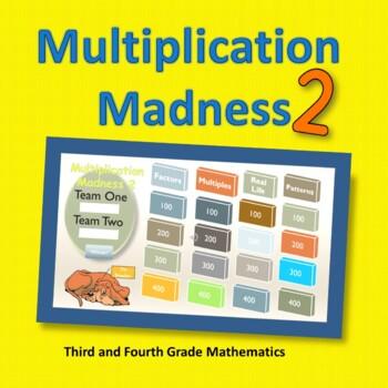 Multiplication Madness 2