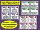 """Multiplication Madness """"I Have...Who Has?"""" cards + printables set"""