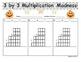 Multiplication Madness Standard Algorithm 4.NBT.5 and 5.NBT.5