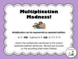 Multiplication Madness!