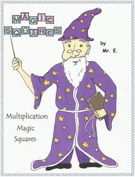 Multiplication Magic Squares