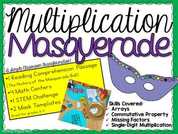 Multiplication Masquerade