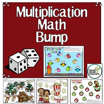 Multiplication Math Bump