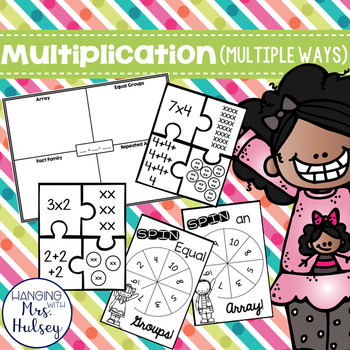 Multiplication (Multiple Ways)