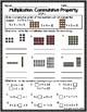 Multiplication Properties: Commutative, Identity, and Zero