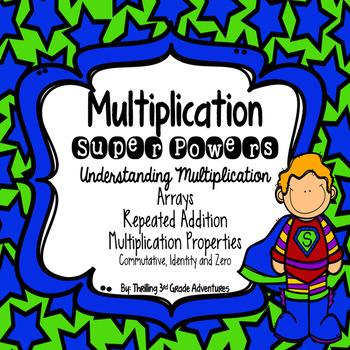 Multiplication: Repeated Addition, Arrays, Multiplication