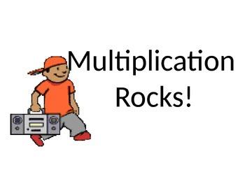 Multiplication Reveiw