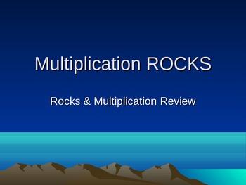 Multiplication Rocks Review