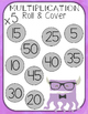 Multiplication Roll and Cover for 10-Sided Dice