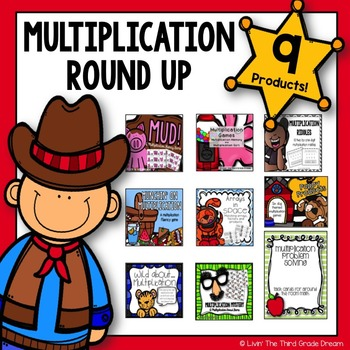 Multiplication Fluency Bundle