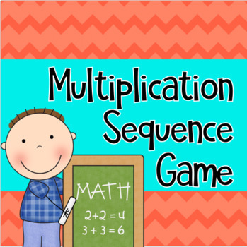 Multiplication Sequence-A Game for Practicing Basic Mulitp