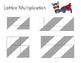 Multiplication Strategies Practice {With Lattice Dry Erase