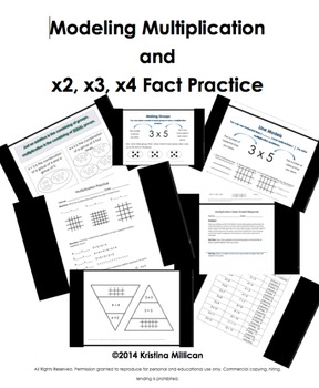 Multiplication Strategies and Fact Practice