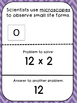 Multiplication Tables (12's)