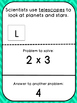 Multiplication Tables  (2's)