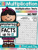 Multiplication: Timed Tests