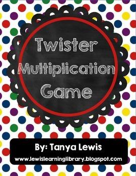 Multiplication Twister