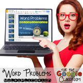 Multiplication Word Problems - Interactive Resource for th