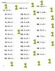 Multiplication Worksheets-12xTables