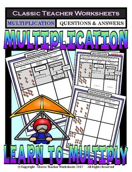 Write Addition & Multiplication Sentence to Match Pictures