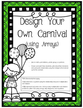 Array Activity - Build Your Own Carnival