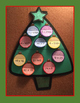 Multiplication and Division Christmas Tree Match Up
