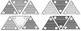 Striped Triangle  Fact Cards:  Multiplication & Division