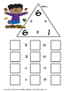 Fall Themed Multiplication and Division Facts for the digit 6