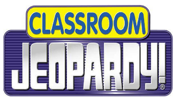 Multiplication and Division Jeopardy Review 1