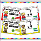 Multiplication and Division Practice Mini Game Bundle
