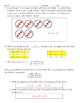 Multiplication and Division Quiz #3