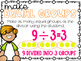 Multiplication & Division Strategy Posters BUNDLE (Common