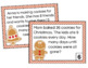 Multiplication Task Cards Christmas/Gingerbread Theme