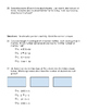Multiplication and Division Unit Assessment