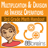Multiplication and Division as Inverse Operations pgs. 43-