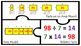 Multiplication and Division on an Area model Number Talks