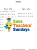Multiplication and division arrays worksheets (4 levels of