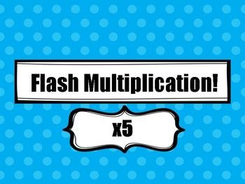 Multiplication x5