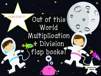Multiplication/Division Practice