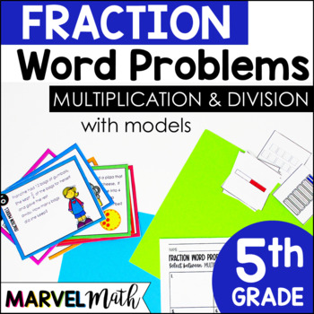 Multiply & Divide Whole Numbers and Unit Fractions with Mo