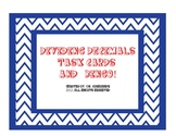 Multiply and Divide Decimals by power of 10s - task cards